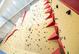 Možnost využít lektora na lezeckou stěnu