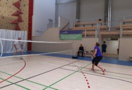 Pronájem kurtu na badminton