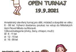 0. ročník turnaje v badmintonu